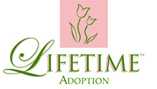 Lifetime Adoption logo